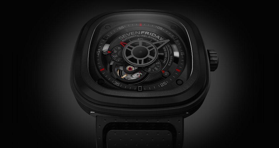 SevenFriday P3 Watch