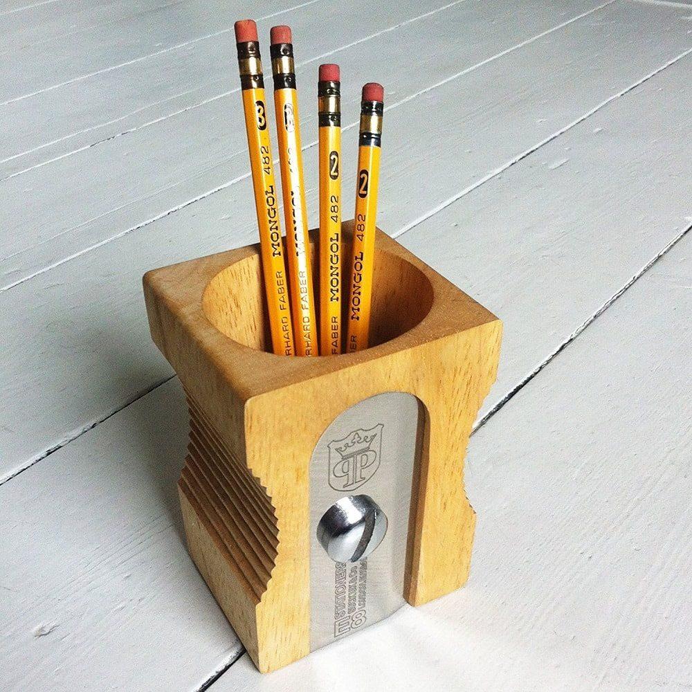 Sharpener Desk Tidy – A Sharpener Like Pen Stand