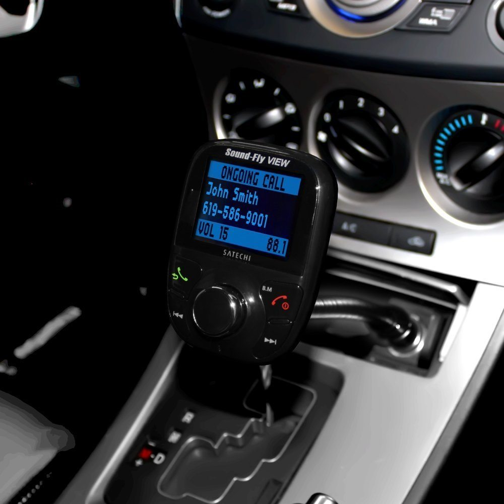 Soundfly+View+Bluetooth+FM+Transmitter