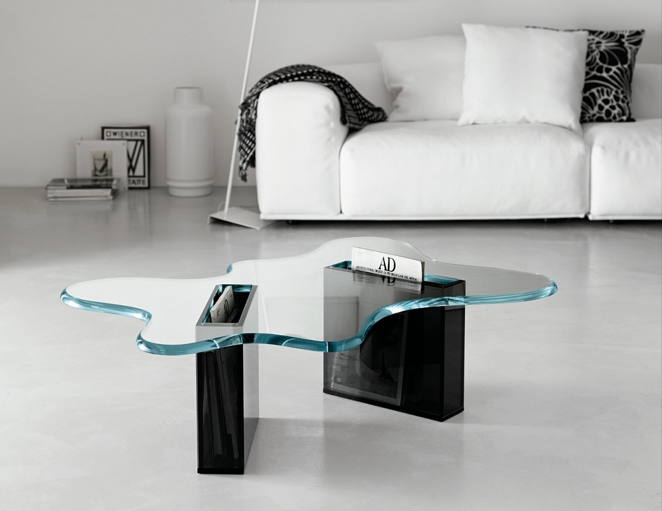 Splash Table by Karim Rashid