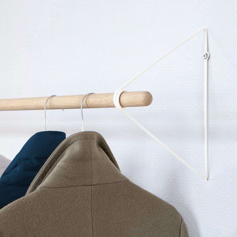 Spring Clothes Rack