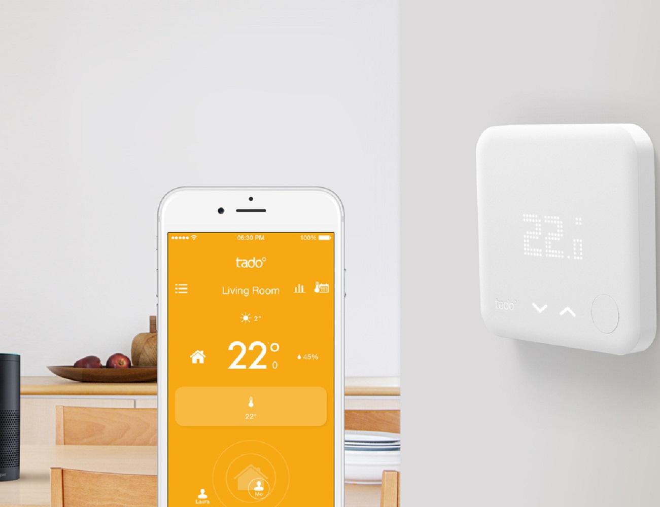 Tado Smart Thermostat 2 0  U00bb Gadget Flow