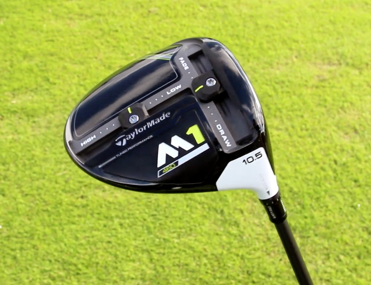 TaylorMade Men's M1 460cc Driver