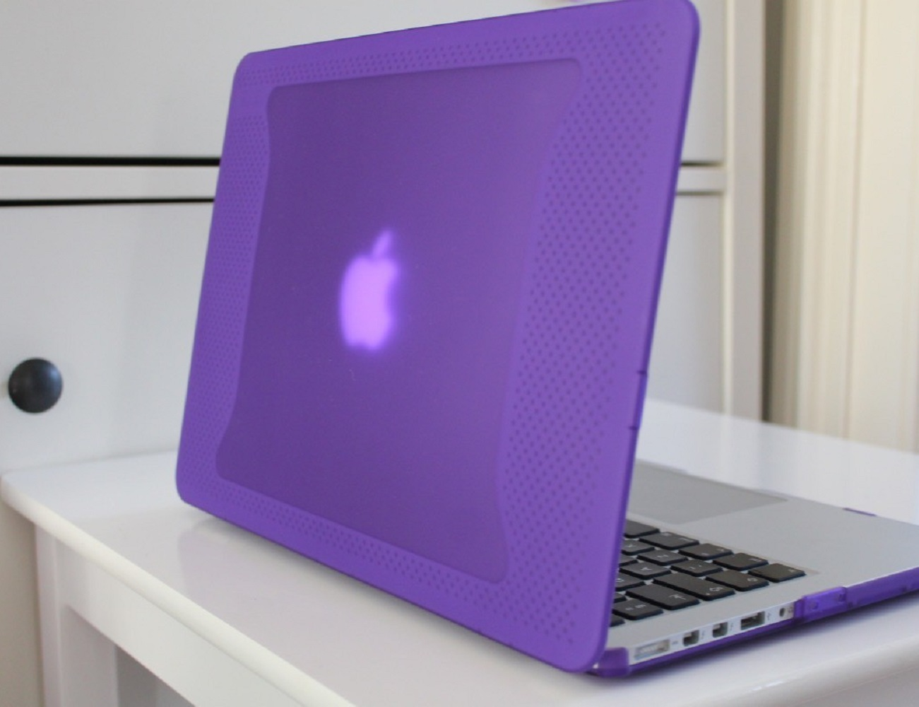 quite nice f486c f7fd7 Tech21 Impact Snap Case for 13-inch MacBook Air