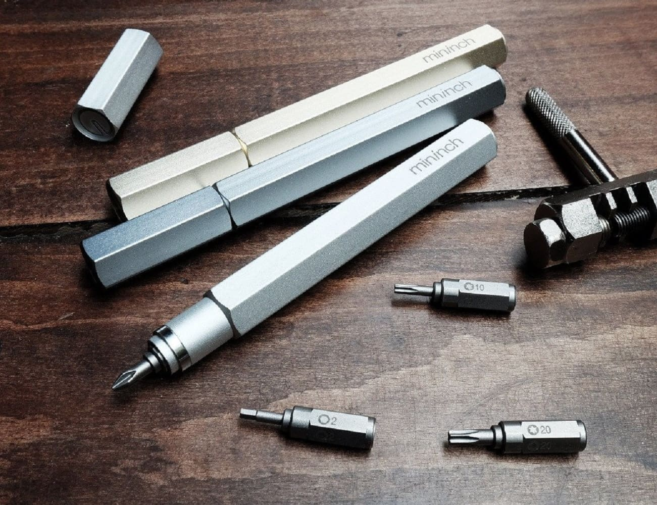 Tool Pen – Your Entire Tool Box in One Item
