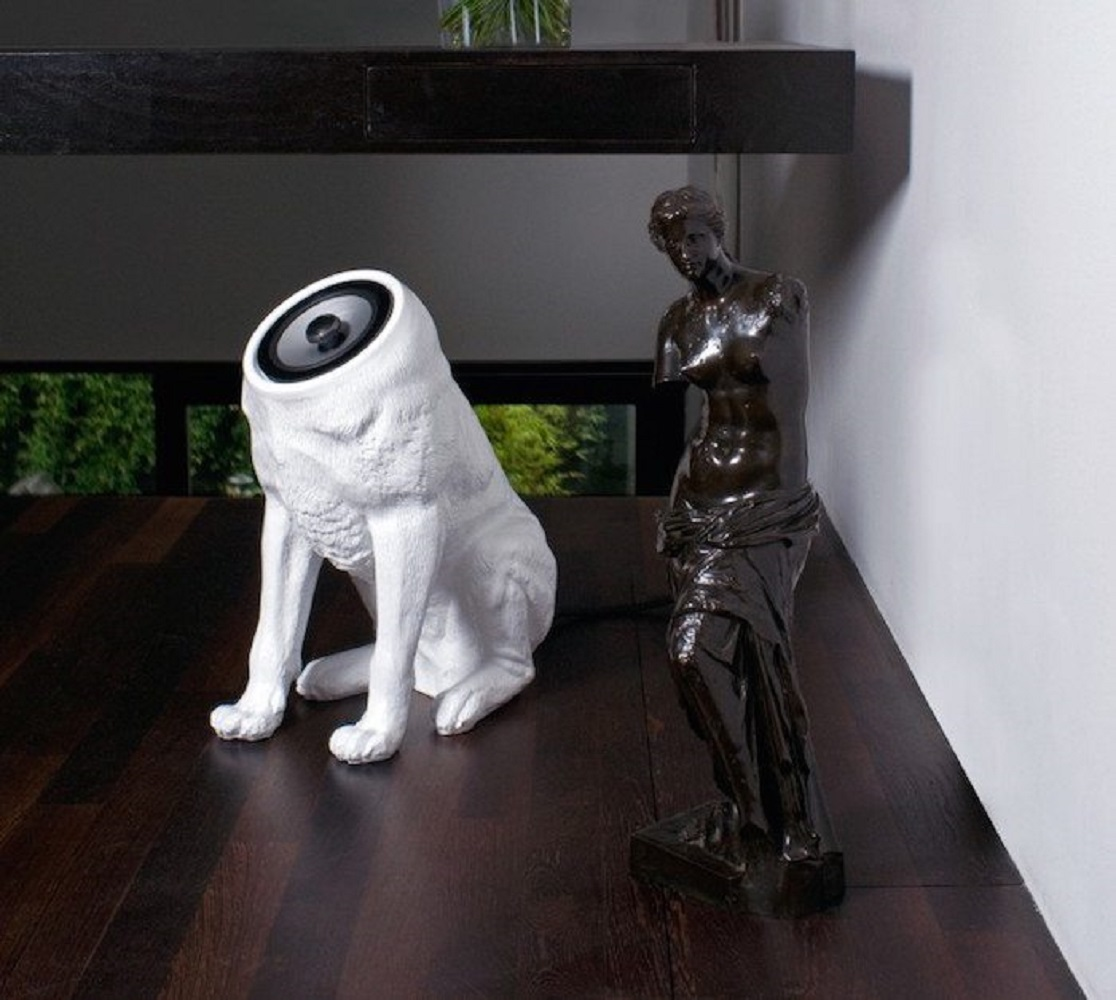Woofers Speakers – With A Dog-Like Design