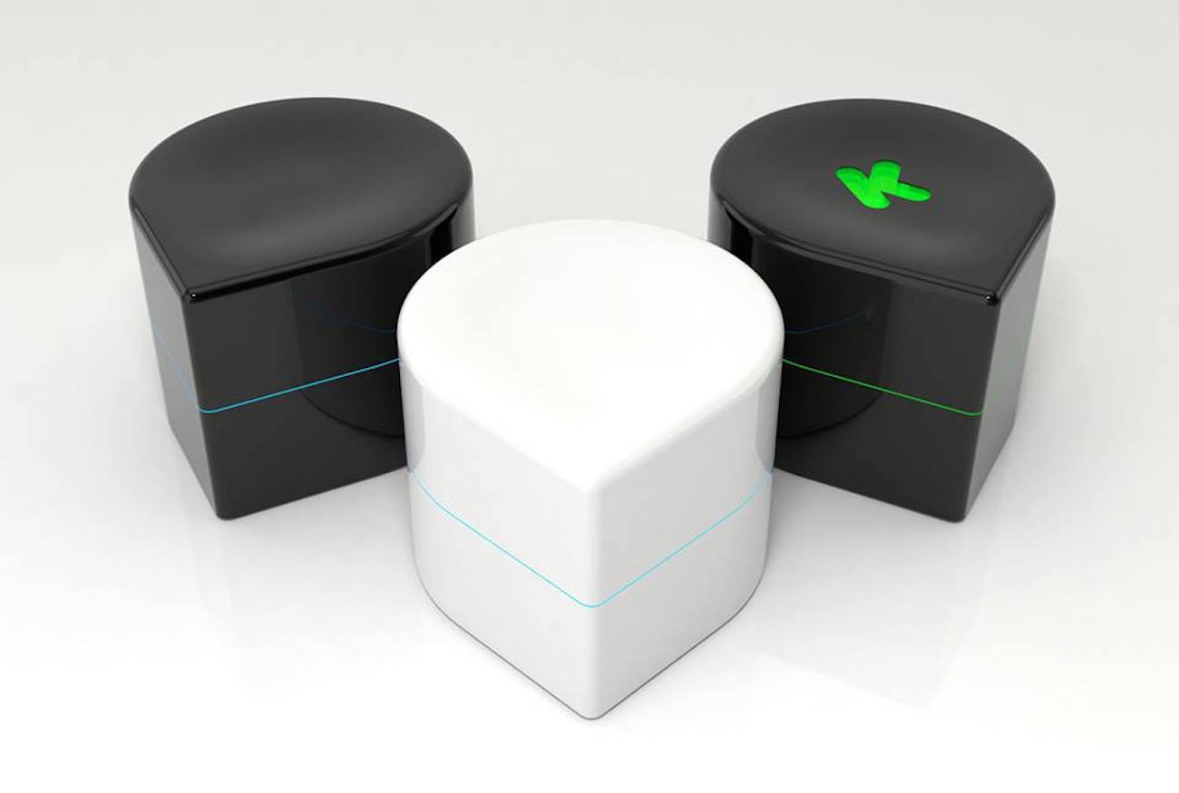 ZUtA – The First Mini Robotic Printer