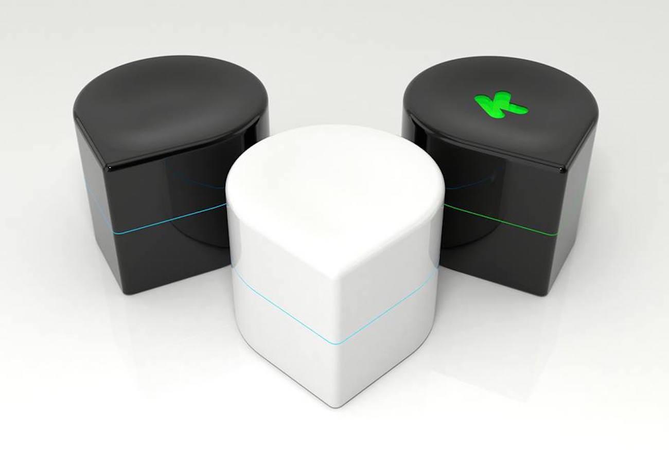 ZUtA – The First Mini Robotic Printer
