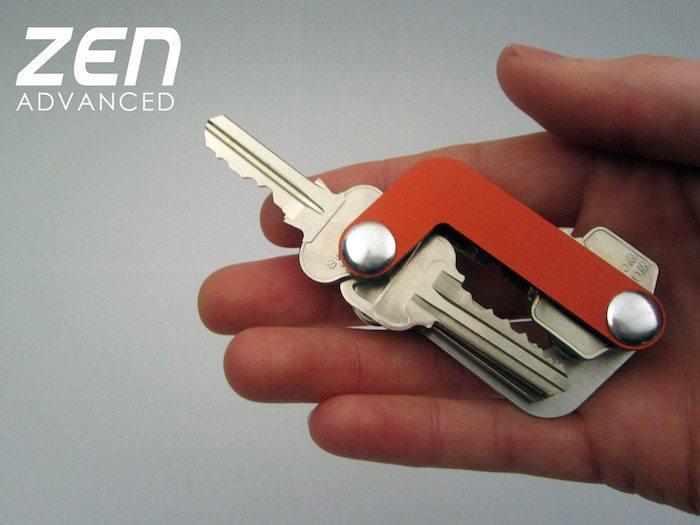 Zen Advanced Key Organiser