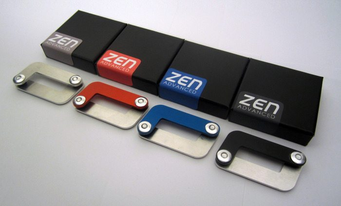 Zen Advanced Key Organiser