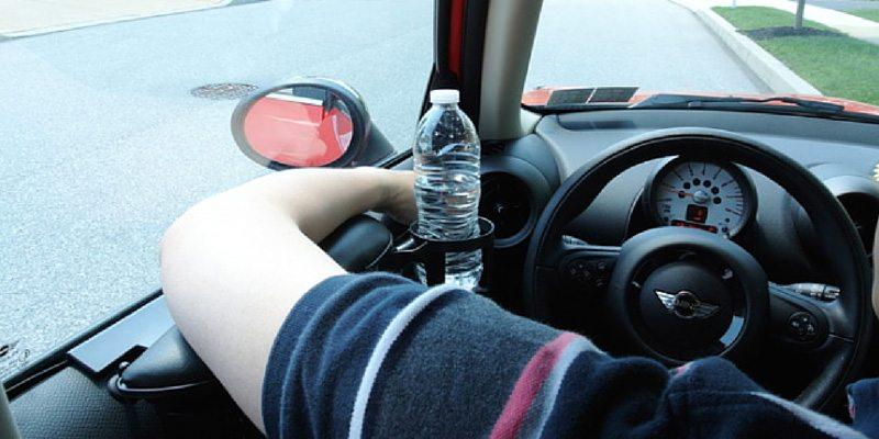 ArmRestor car accessory with arm rest