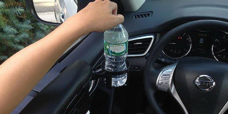 ArmRestor bottle holder