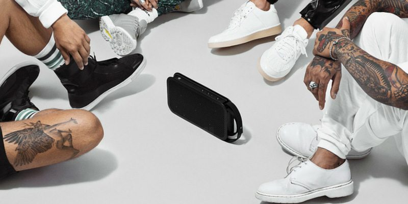 BeoPlay A2 speaker with True360 sound
