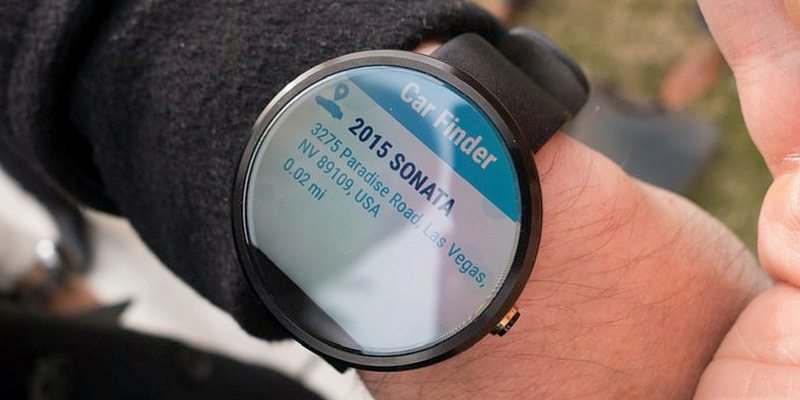 Hyundai Blue Link smartwatch app for remote controlling your car