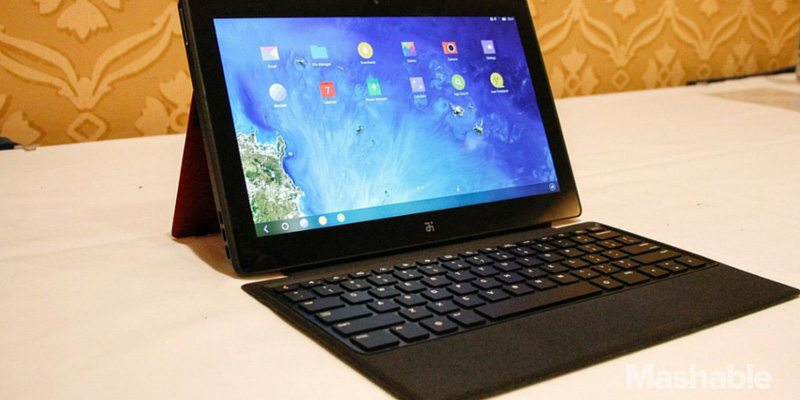 Remix tablet from Chinese company Jide