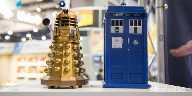 Massive Audio Doctor Who products