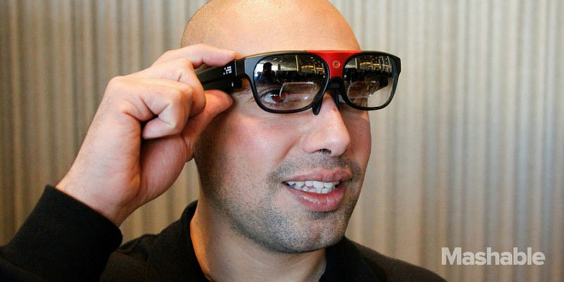 Osterhout Design Group smart glasses