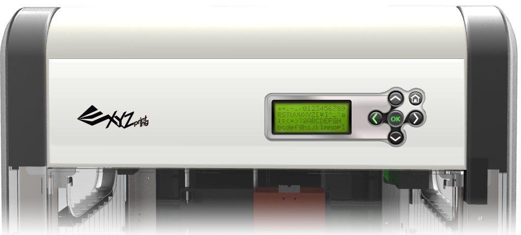 da Vicni 1.0 control panel