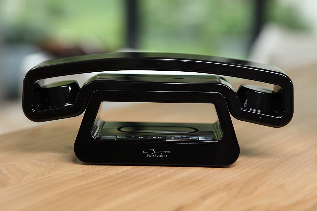 ePure Dect Cordless Phone Handset by Swissvoice