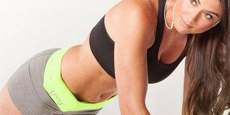FlipBelt for athletes