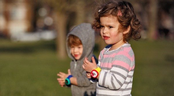 HereO Is a Watch That Keeps a Comforting Eye on Your Kids