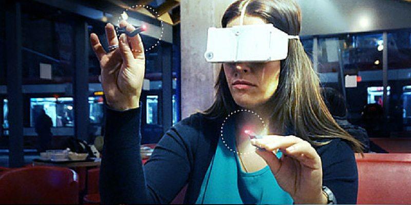 Pinc VR headset