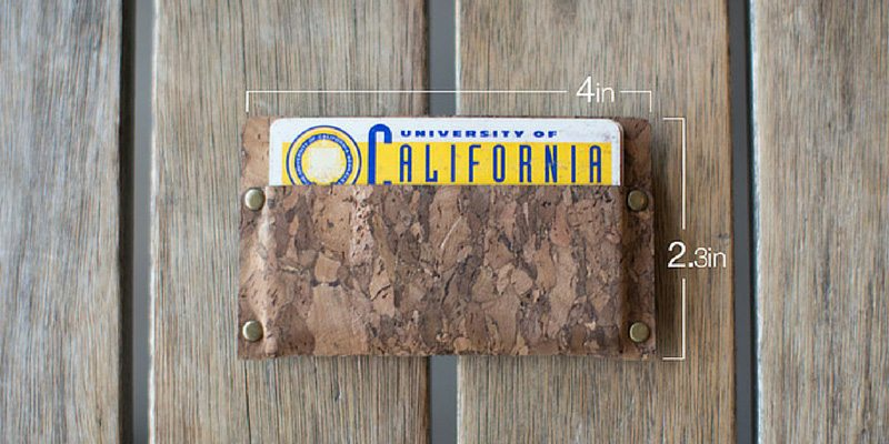 Mobi – Cork & Brass Wallets