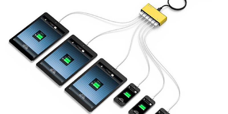 Vority 6-Port USB Wall Charging station