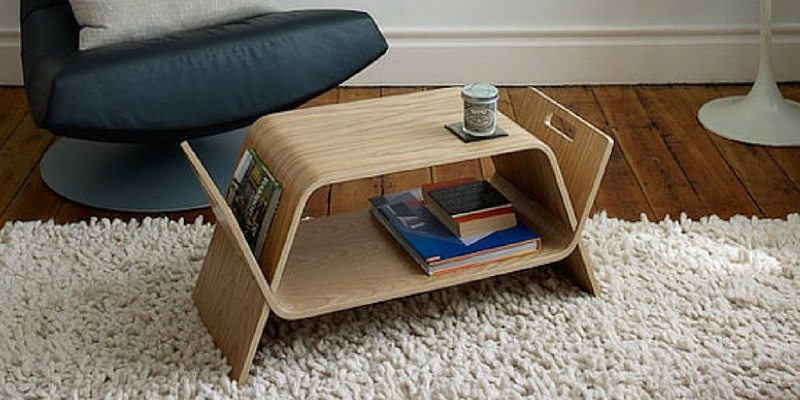 Embrace Table by Offi