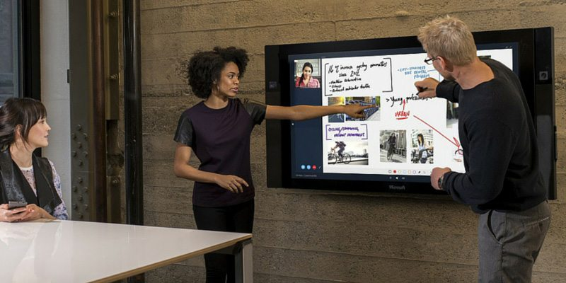Windows Surface Hub