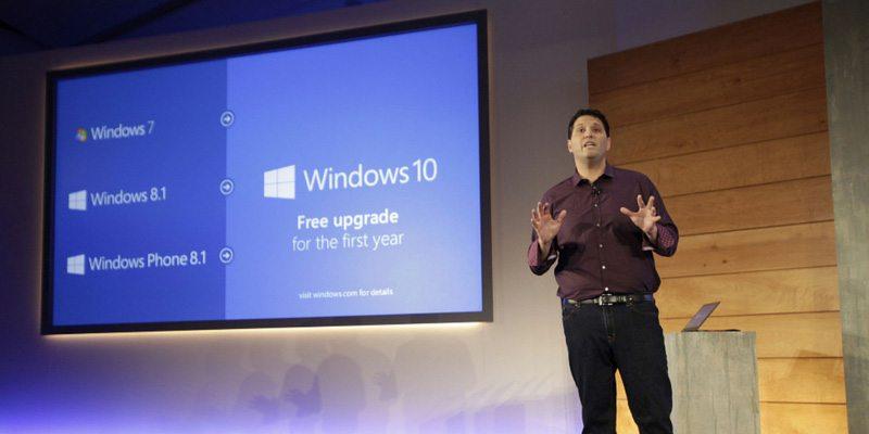 Windows 10 event coverage
