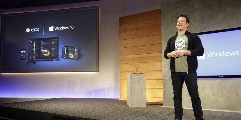 Windows 10 and Xbox
