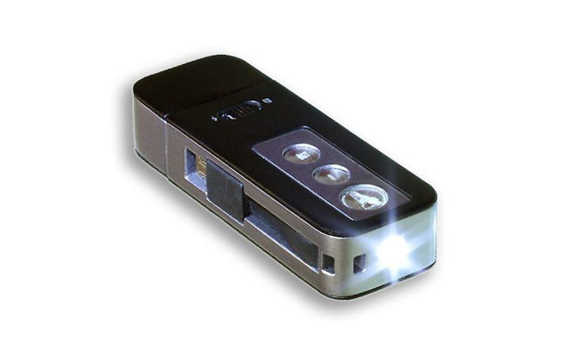 KiiTAG 2 with flashlight
