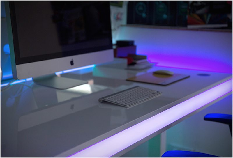 TableAir with keyboard and mouse