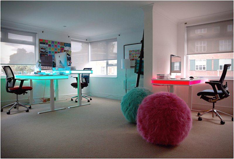 TableAir inside an office