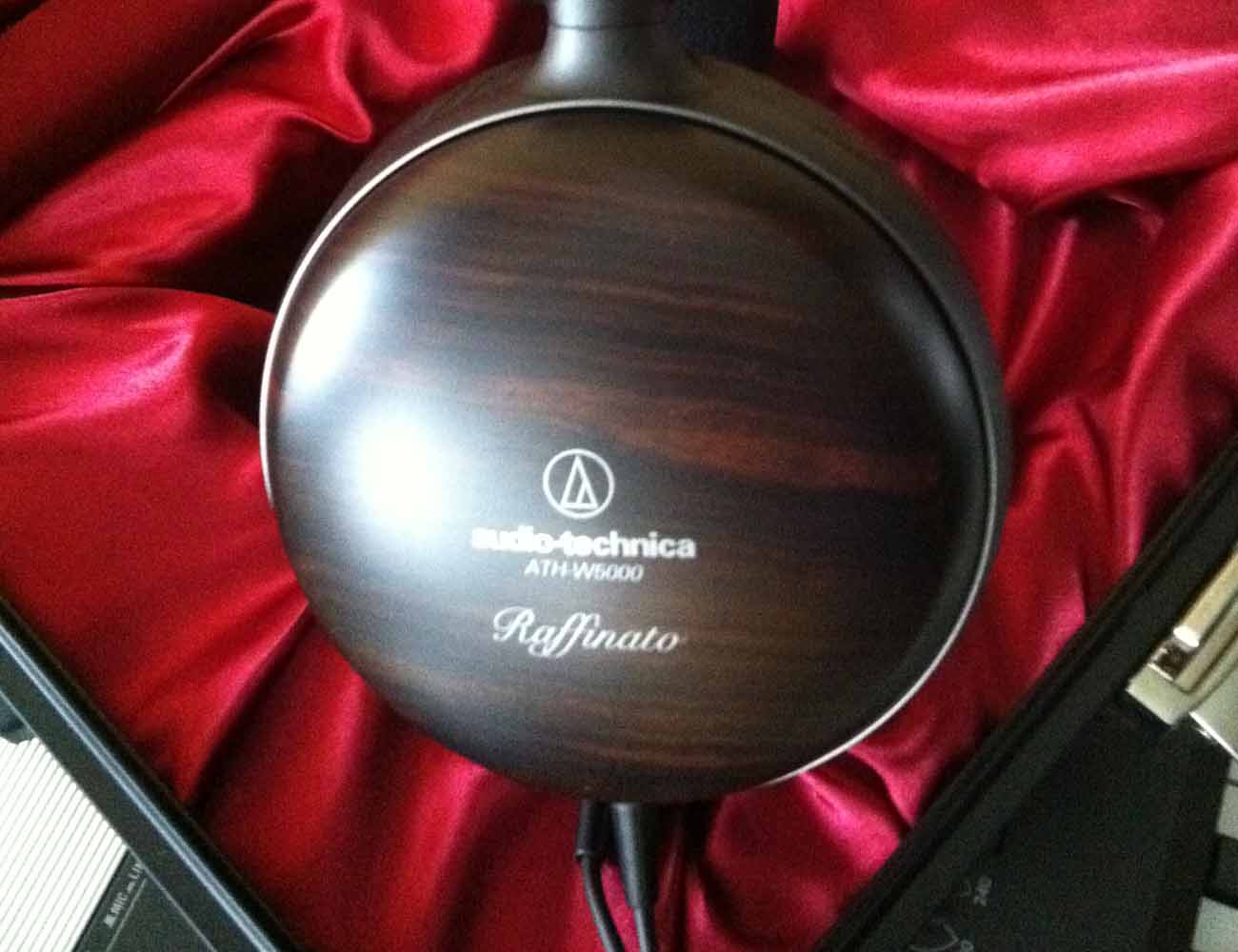 Audio-Technica ATH-W5000 Audiophile Headphones