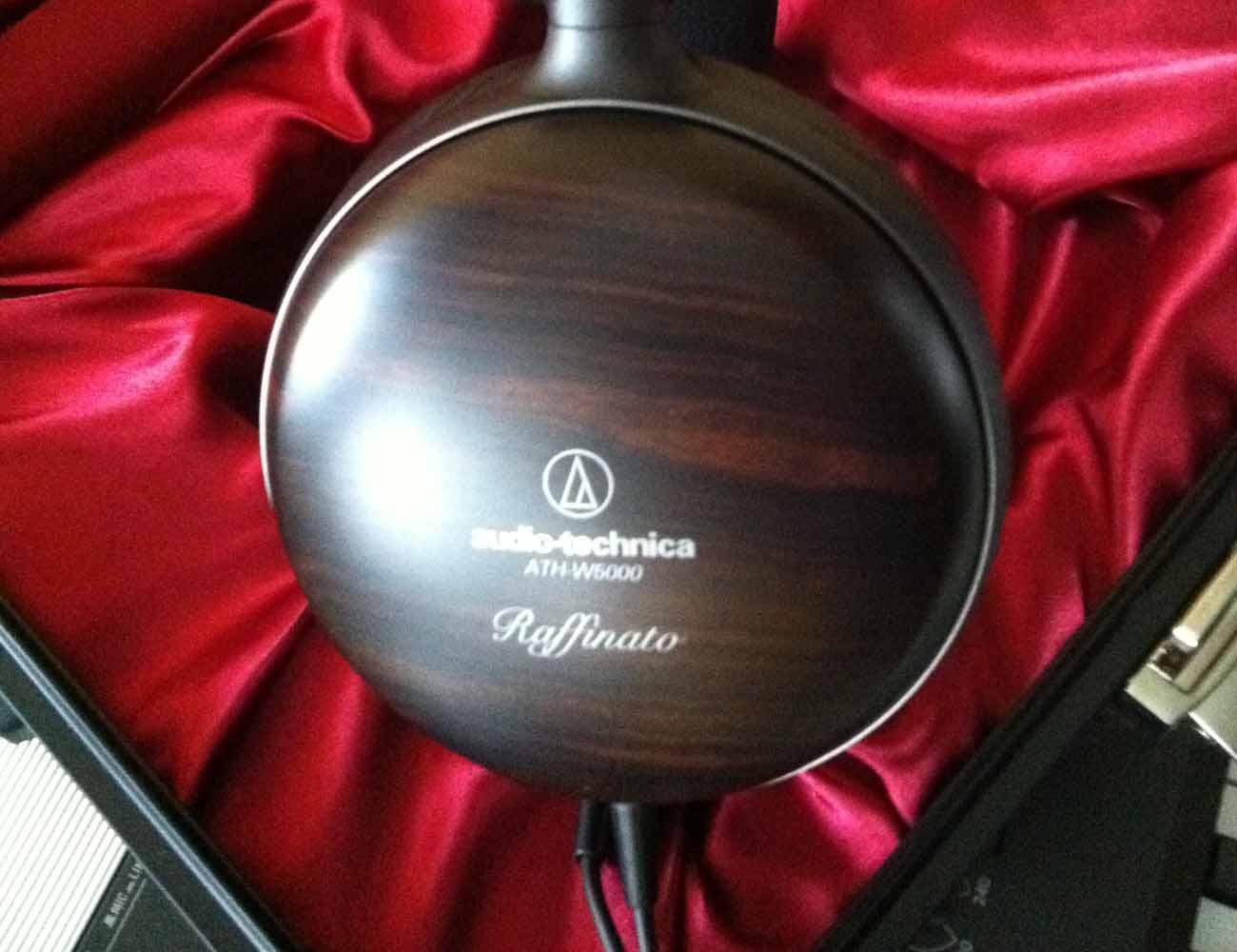Audio-Technica ATH-W5000 Audiophile Headphones