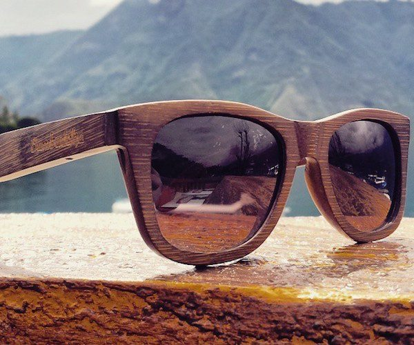 Bamboo Sunglasses  bambuddha bamboo sunglasses review the gadget flow