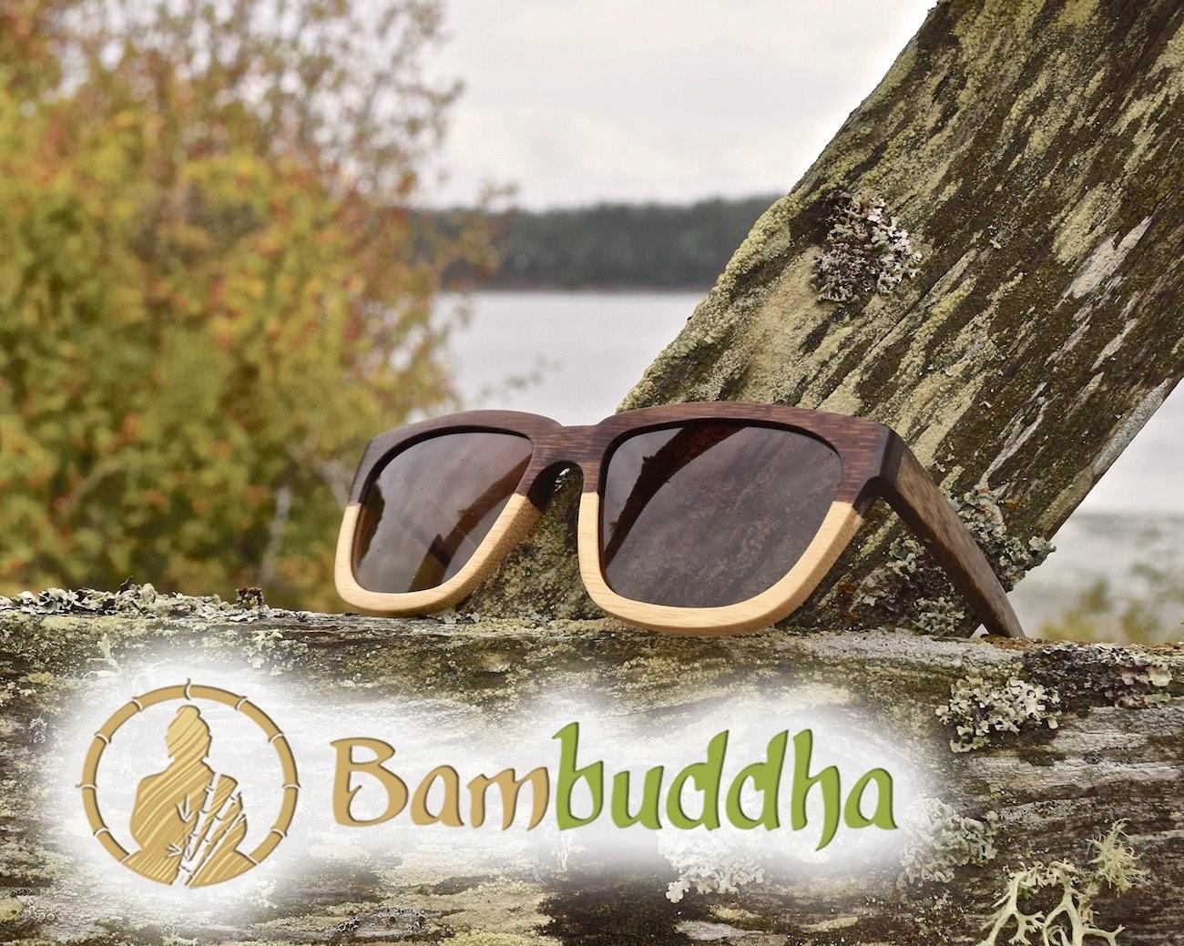 Bambuddha Bamboo Sunglasses