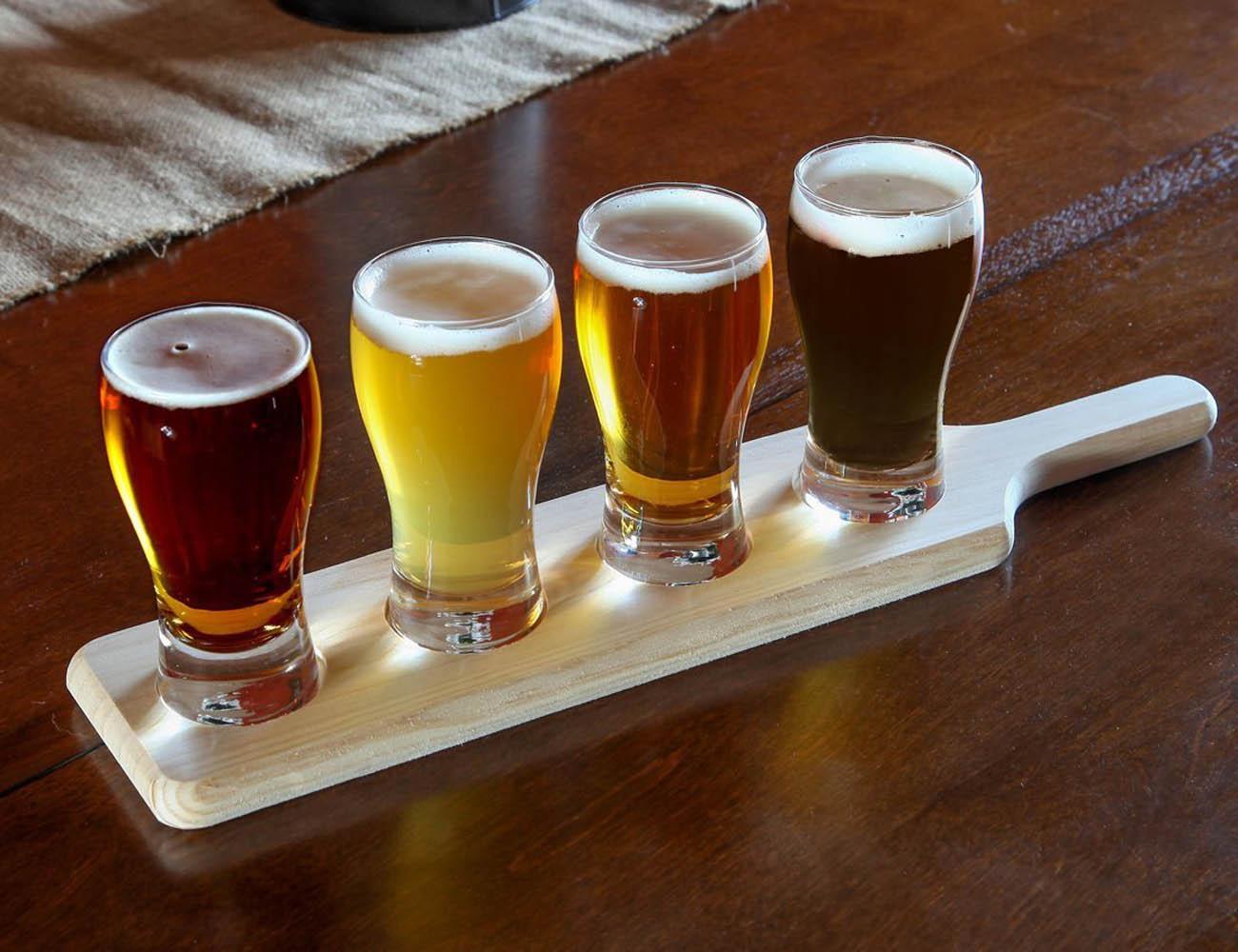 Beer Flight Sampler Set