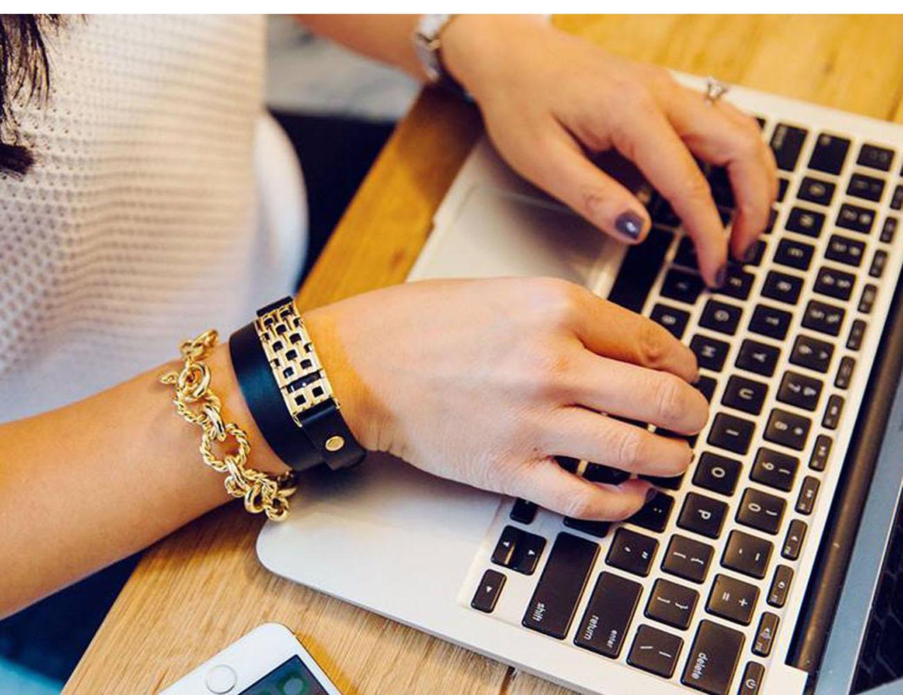 Fitbit Flex Jewelry by Bezels & Bytes