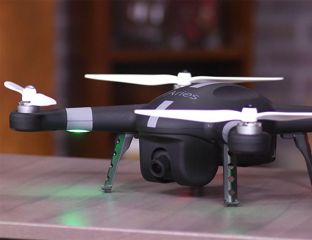 BlackBird X10 Quadcopter by Aries