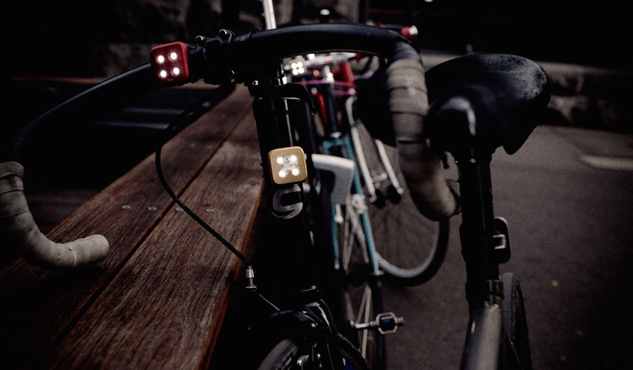 Blinder 4 By Knog