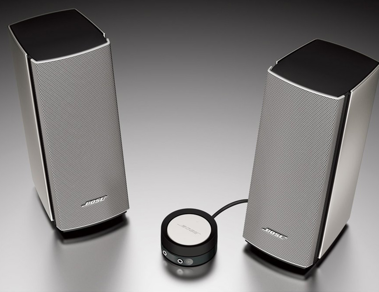 Bose Companion 20 Multimedia Speaker System » Gadget Flow