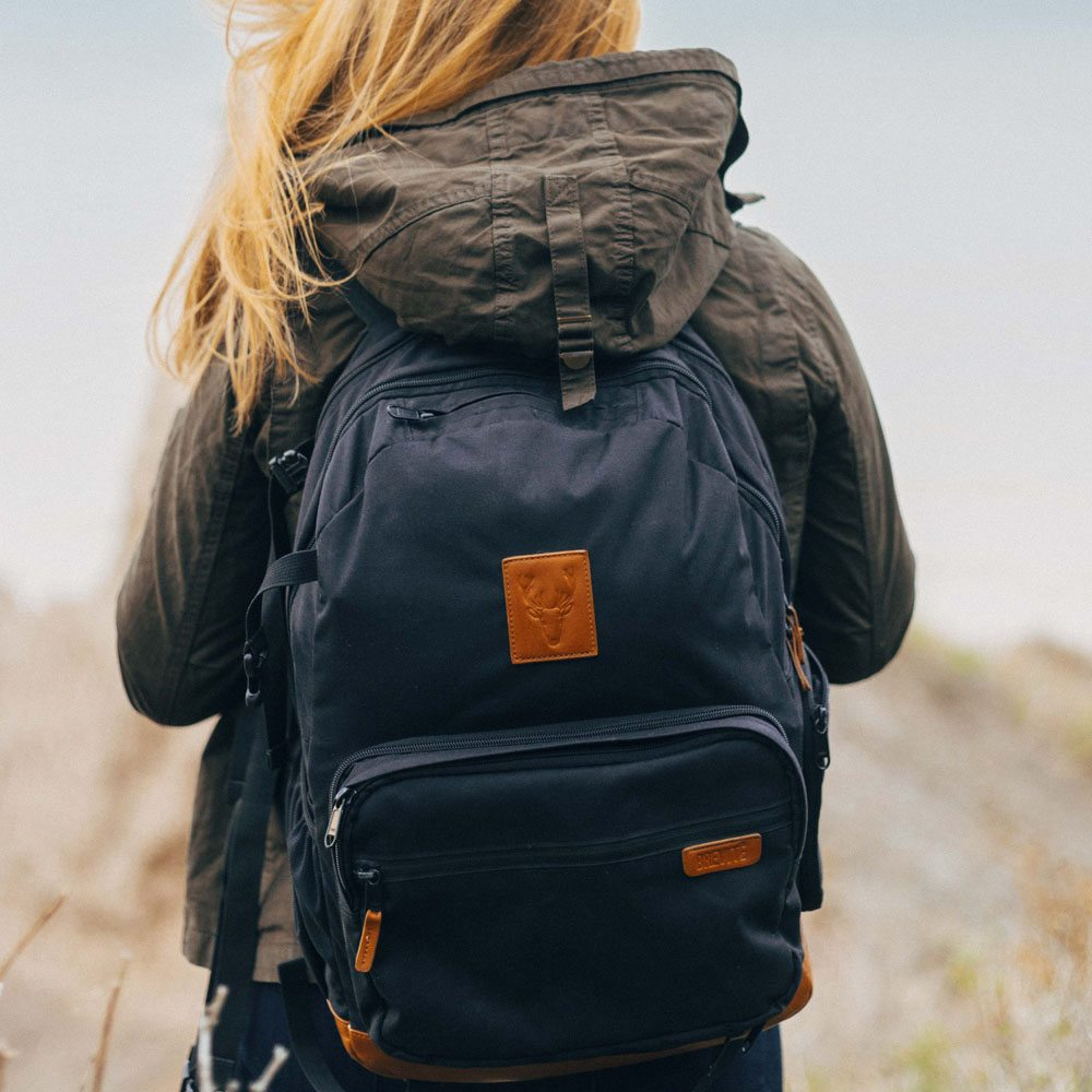 Brevitē Camera Backpack
