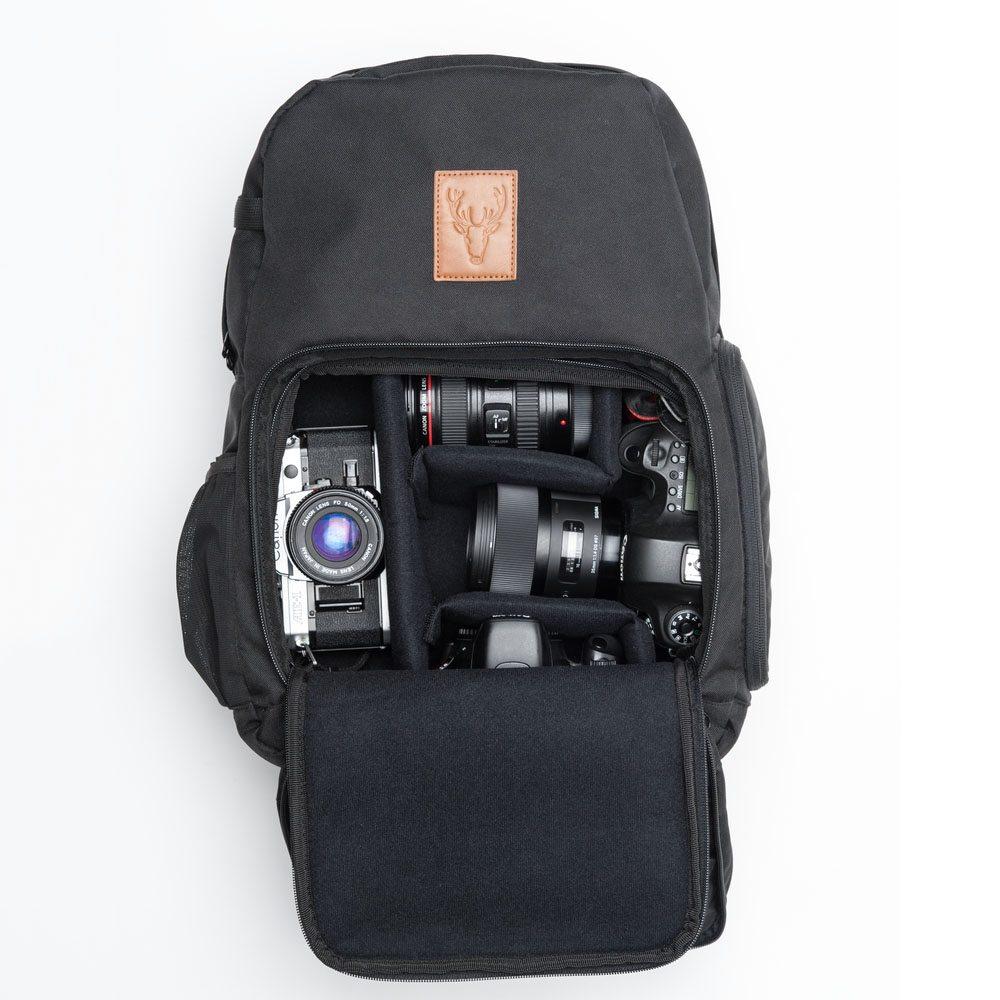 Brevitē Camera Backpack