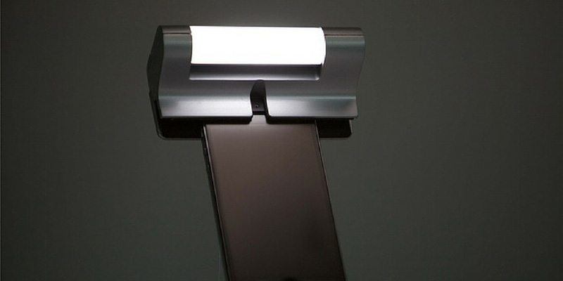 CHATLIGHT lighting solution for video chats and selfies review on Kickstarter