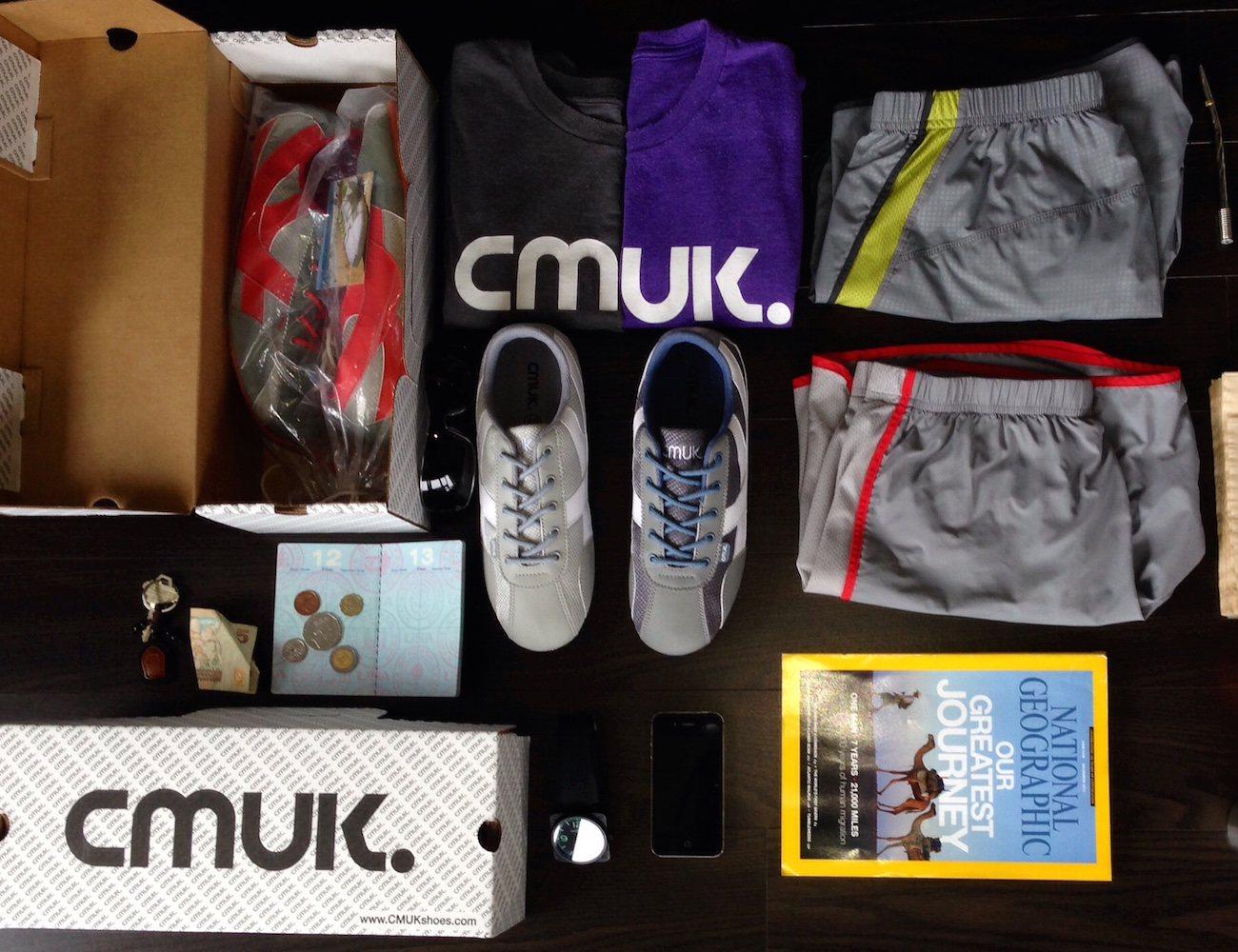 CMUK. Shoes
