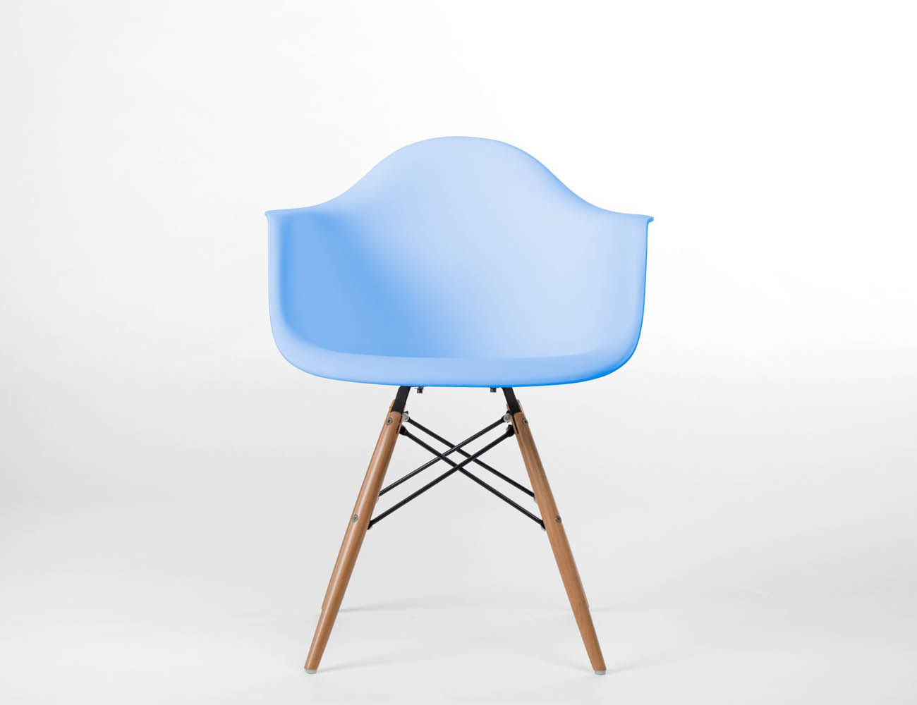 Wonderful Eames Molded Plastic Armchair · Eames Molded Plastic Armchair