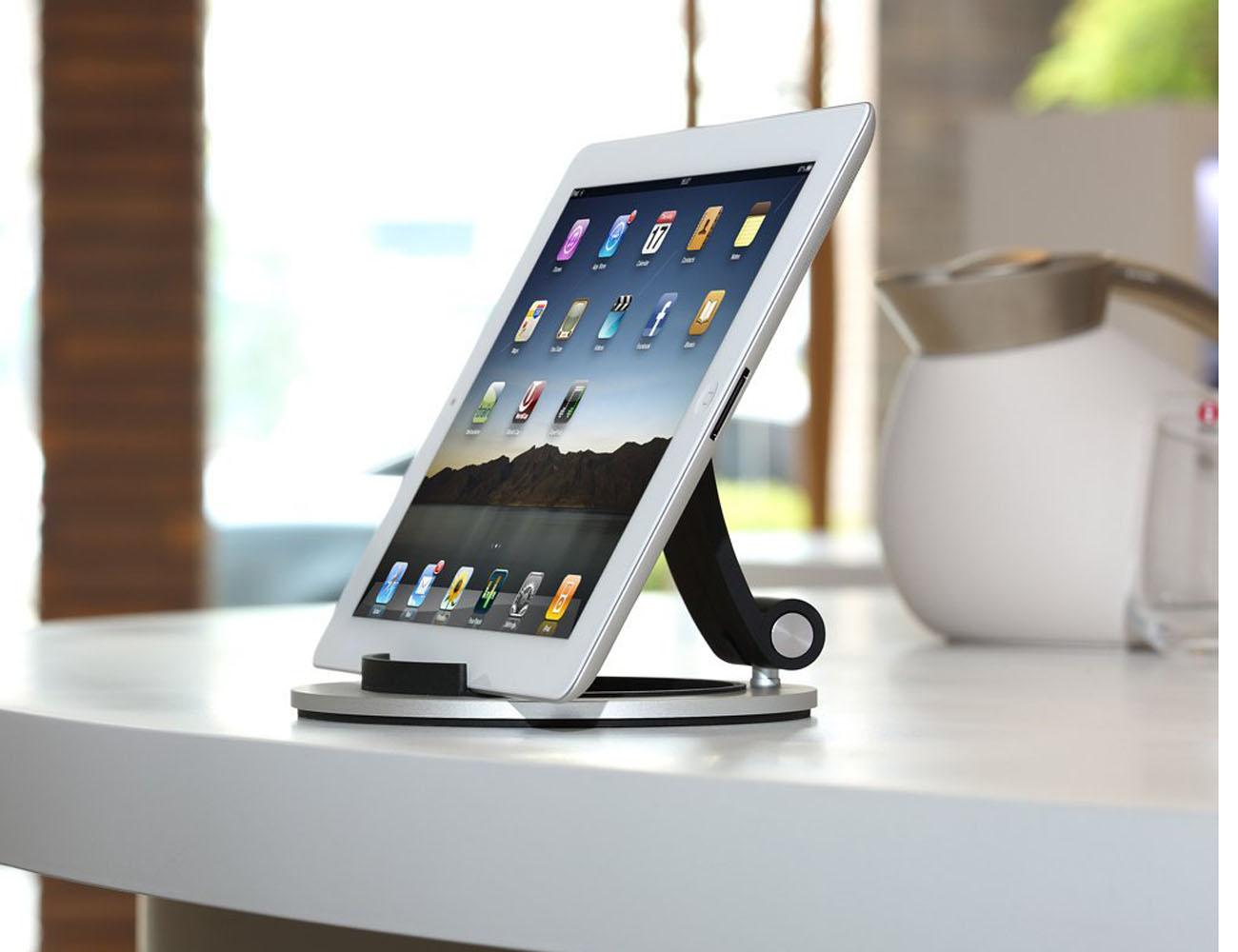 Encore+IPad+Stand+By+Just+Mobile